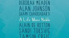 A life more noble Cover
